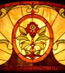 Stained Glass Tapistry